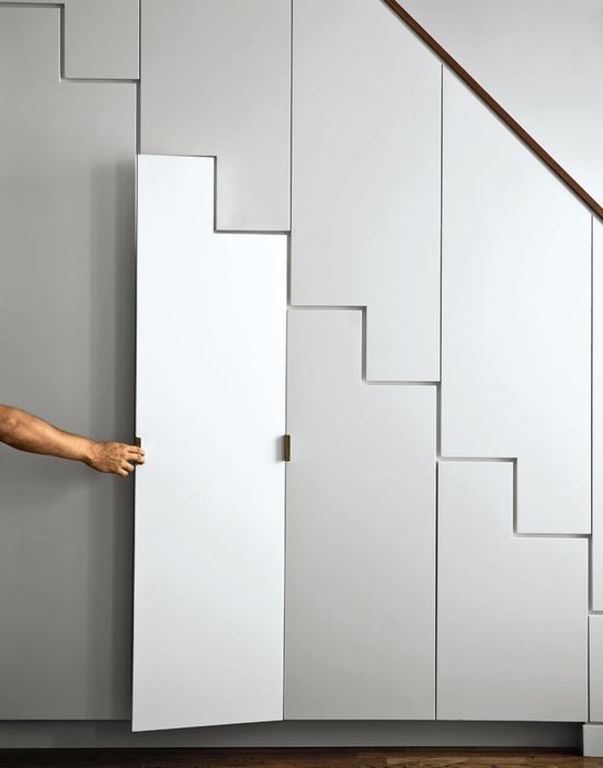 Altura minima ba o bajo escalera - Altura mueble bano ...